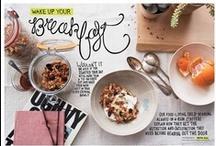 Breakfast Inspiration. / by Marketing For Breakfast