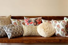 Perfect Pillows / by Taylor Linens