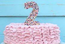 Birthdays  { ideas + parties }