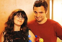 New Girl / New Girl is an American sitcom television series that premiered on Fox on September 20, 2011. Developed by Elizabeth Meriwether under the working title Chicks & Dicks. / by Brittney Willis