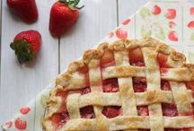 Pies, tarts, cobblers and crumbles