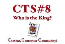 """CTS #8: Who is the king? / We all know the famous quote """"Content is King"""", and it is. But it was coined at a time before social media or mobile. The rise of each of these technologies brought their own King, being Context (in a mobile environment) and Community (on social media). But  who actually IS the King? For the next Trends Session on 13th of June we lined up 3 speakers with case studies on the topics Content, Community and Context.   Register: http://bit.ly/cts-8"""