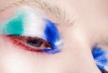 Beauty gets creative / Make up is best when slathered on, in full HD colour.