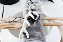 DIY table ware, tablesetting ideas and inspiration