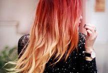 Hair & Haircolor / by Liz Crabbe