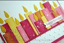DIY Card - General Birthday... / by Julie Sturtevant