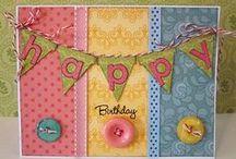 DIY Card - Women Birthday / by Julie Sturtevant