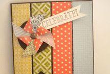 DIY Card - Celebrate... / by Julie Sturtevant