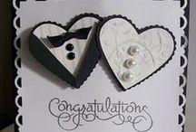DIY Card - Wedding... / by Julie Sturtevant