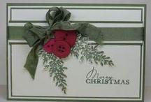 DIY Card - Christmas... / by Julie Sturtevant