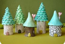 Diy clay and paper mache