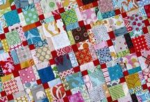 Charm pack baby quilt ideas / I need a simple and fast pattern to make a baby blankets from my hoarded charm packs. This board is to hoard inspiration for it:)