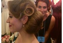 LFB loves vintage hair styling / We offer in store vintage hair styling. Here's some inspirational looks ...