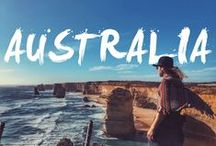 Lost in Australia / Travel photos and articles from exploring Australia on my Working Holiday Visa