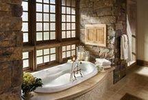 Dreamy Interiors BATHROOM / dreamy bathrooms...