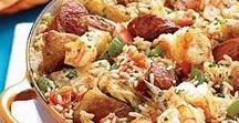 Mardi Gras Recipes / Mardi Gras Food, Mardi Gras Recipes, Mardi Gras Party, Mardi Gras Party Food, Let the Good Times Roll, Mardi Gras History, How to make Mardi Gras food, New Orleans' recipes, New Orleans' Food, Hurricane Cocktails