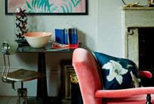 Orange and Turquoise / by Remixed Interiors