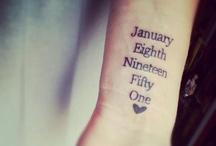 Tattoo You.