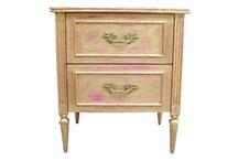 Gold by Erika Winters® Design / Restored furniture