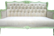 White by Erika Winters® Design / Restored furniture