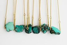 Turquoise / All things turquoise or touched by it!