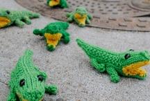 Knitting & Crochet / by Faith