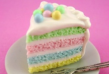 """It Takes the Cake / """"Birthdays are nature's way of telling us to eat more cake."""" / by Shari ♥"""