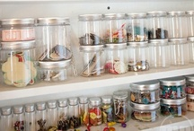 Get Organized! / Have nothing in your house that you do not know to be useful, or believe to be beautiful.     / by Shari ♥