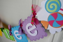 Kids party ideas / by Robyn Wallace