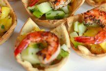 Appetizers. / by Mallori Macedo