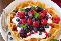 """△ recipes / """"One cannot think well, love well, sleep well, if one has not dined well."""" ― Virginia Woolf"""
