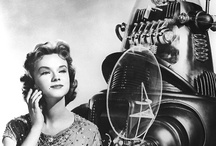 Space Creatures & Robots.