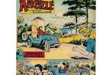 *Mireille (années 50 & 60) / L'un de ces magazines vous intéresse ? Pour en savoir plus, cliquez dessus. Deux fois.