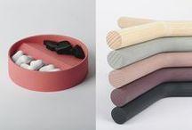 A colour palette / Stunning images or concepts that inpsire a colour direction.  Trend colour palettes
