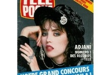 Isabelle Adjani / L'un de ces magazines vous intéresse ? Pour en savoir plus, cliquez dessus. Deux fois.