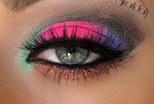 Eyeshadow   。。。beauty... / beauty / by Depp Aaron
