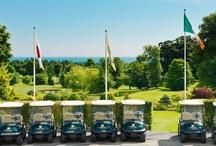 Golfen in Ierland