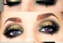 Beautiful make up / by Maire Costas