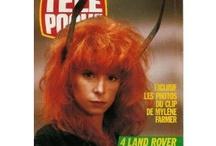 Mylène Farmer / L'un de ces magazines vous intéresse ? Pour en savoir plus, cliquez dessus. Deux fois.