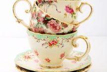 tea time / by Hannah Moss
