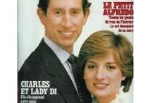 Famille royale d'Angleterre / L'un de ces magazines vous intéresse ? Pour en savoir plus, cliquez dessus. Deux fois.
