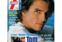 Tom Cruise / L'un de ces magazines vous intéresse ? Pour en savoir plus, cliquez dessus. Deux fois.