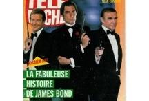 James Bond / L'un de ces magazines vous intéresse ? Pour en savoir plus, cliquez dessus. Deux fois.
