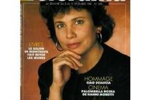 Anne Sinclair / L'un de ces magazines vous intéresse ? Pour en savoir plus, cliquez dessus. Deux fois.