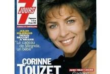 Corinne Touzet / L'un de ces magazines vous intéresse ? Pour en savoir plus, cliquez dessus. Deux fois.