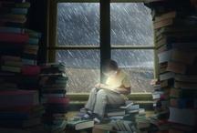 Bookworm / by Eryn Stafford