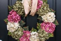 Wreaths (all seasons) / by Kristin Altman