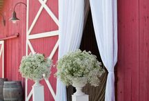 Wedding Themes {Barns} / by Grace and Serendipity - Wedding Planning and Paperie Design