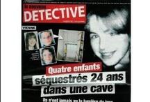 *Le nouveau Détective (années 2000) / L'un de ces magazines vous intéresse ? Pour en savoir plus, cliquez dessus. Deux fois.