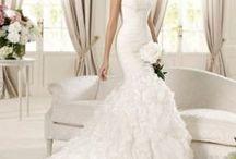 Wedding dresses/accessories / by Lenzi Beam